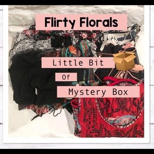 Mystery Box Florals Size Small Not So Mystery